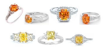 does your Engagement Ring Gemstone mean
